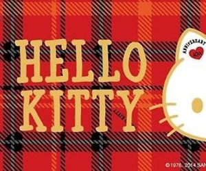 hello kitty, kitty, and sanrio image