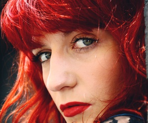 florence welch, hair colour, and red hair image