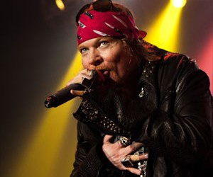 axl rose, rock, and show image