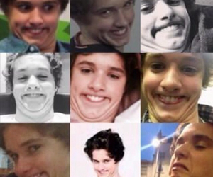 brad simpson, the vamps, and bradley will simpson image