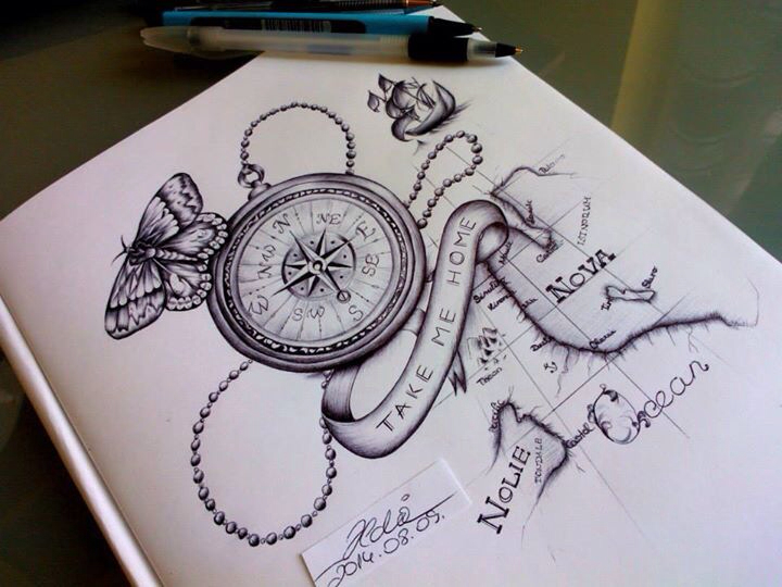 Drawing Shared By Bettina Bakos On We Heart It