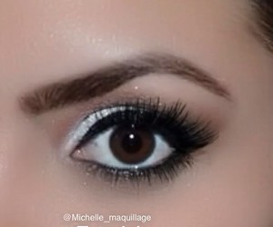 beauty, cosmetics, and maquillage image
