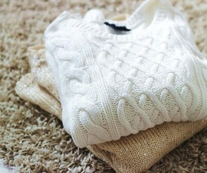 cold, sweater, and sweater weather image