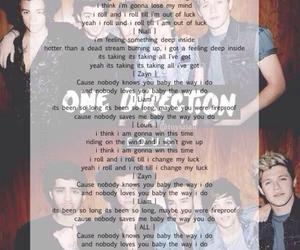 fireproof, one direction, and four image