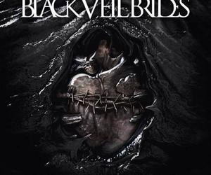black veil brides, bvb, and heart of fire image