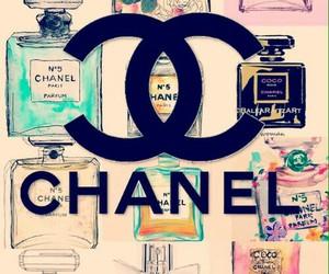chanel, wallpaper, and perfume image
