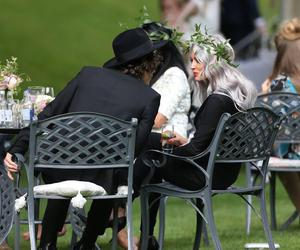 one direction, lou teasdale, and Harry Styles image
