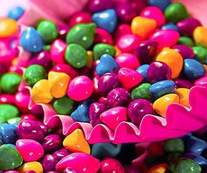 candies, colours, and chocolate image