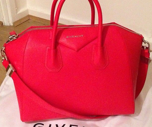bag, Givenchy, and red image
