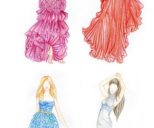 draw, ropa, and style image