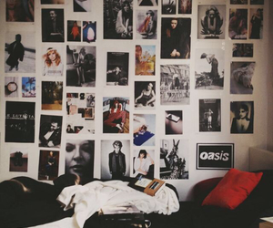 grunge and room image
