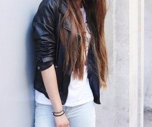 girl, model, and magda zalejska image