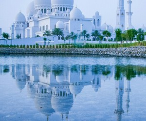 beautiful, mosque, and islam image