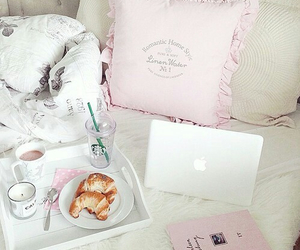 bedroom, food, and house image