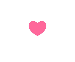 heart, we heart it, and cute image
