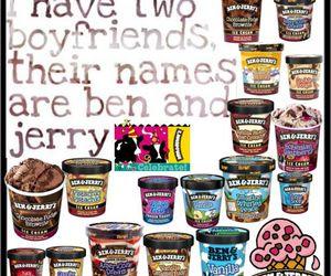 boyfriend, ice cream, and yummy image
