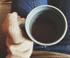 coffee, tea, and sweater image