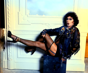 mick rock and rocky horror picture show image