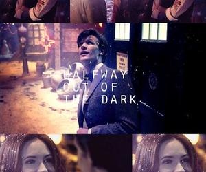 doctor who, Ponds, and matt smith image