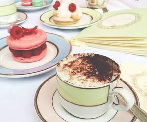 laduree, luxury, and sweets image