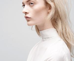girl, model, and ida dyberg image