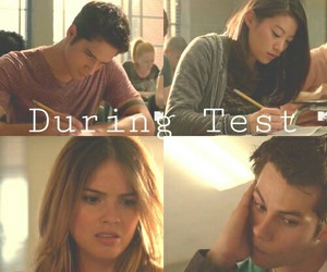 teen wolf, test, and kira image