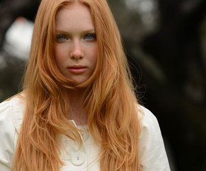 redhead and molly quinn image
