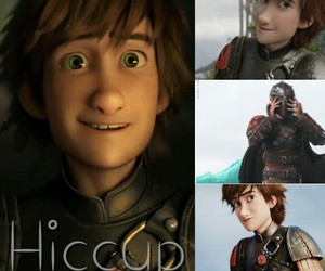 hiccup, httyd, and thebigfour image