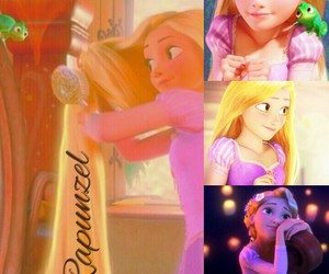 thebigfour, rapunzel, and tangled image