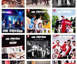 one direction, albums, and liam payne image