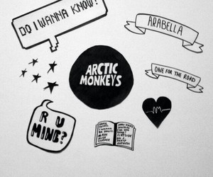 arctic monkeys, arabella, and r u mine image