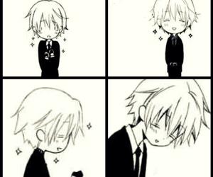 Collage, kawaii, and manga image