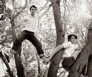 ansel elgort, Shailene Woodley, and tfios image