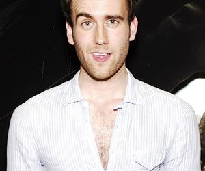 Matthew Lewis, harry potter, and Hot image