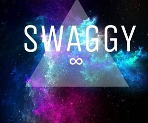 swag, swaggy, and galaxy image
