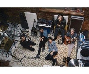one direction, four, and louis tomlinson image