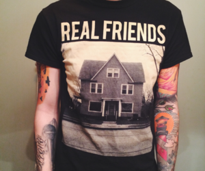 tattoo, guy, and pop punk image