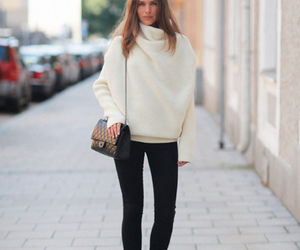 cold, fashion, and style image