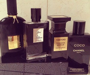 chanel, perfume, and tom ford image