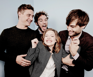 douglas booth, sam claflin, and max irons image