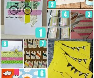 card, craft, and diy image