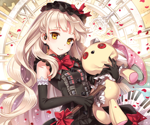 anime girl, vocaloid, and mayu vocaloid image