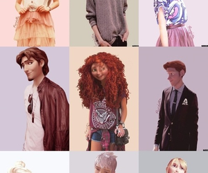 disney, frozen, and brave image