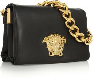 Versace, bag, and black image