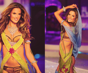 model, Victoria's Secret, and alessandra ambrosio image