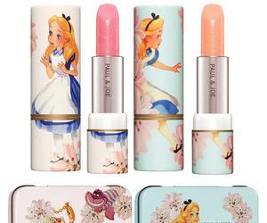 alice and lipstick image