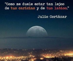 amor, distance, and julio cortazar image