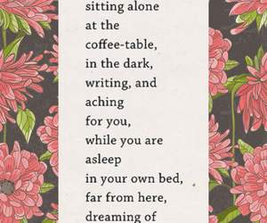 poem, quotes, and text image