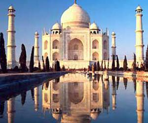 india and taj mahal image