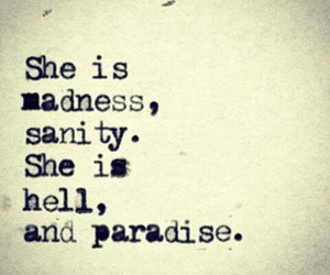 paradise, quotes, and hell image